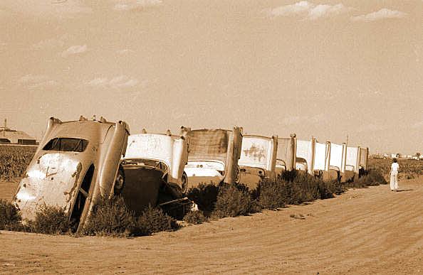 Cadillac Ranch - Amarillo Texas