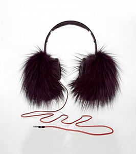 Fox Fur Beats by Dre