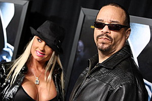 Ice-T's Wife Coco Tweets A Naked Picture Of Herself With Her Nephew