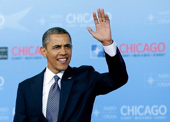World Leaders Take Part In NATO Summit In Chicago