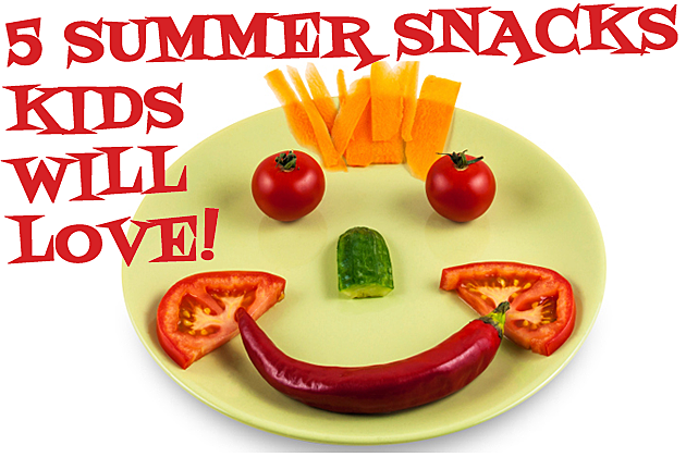 Summer Snacks for Kids