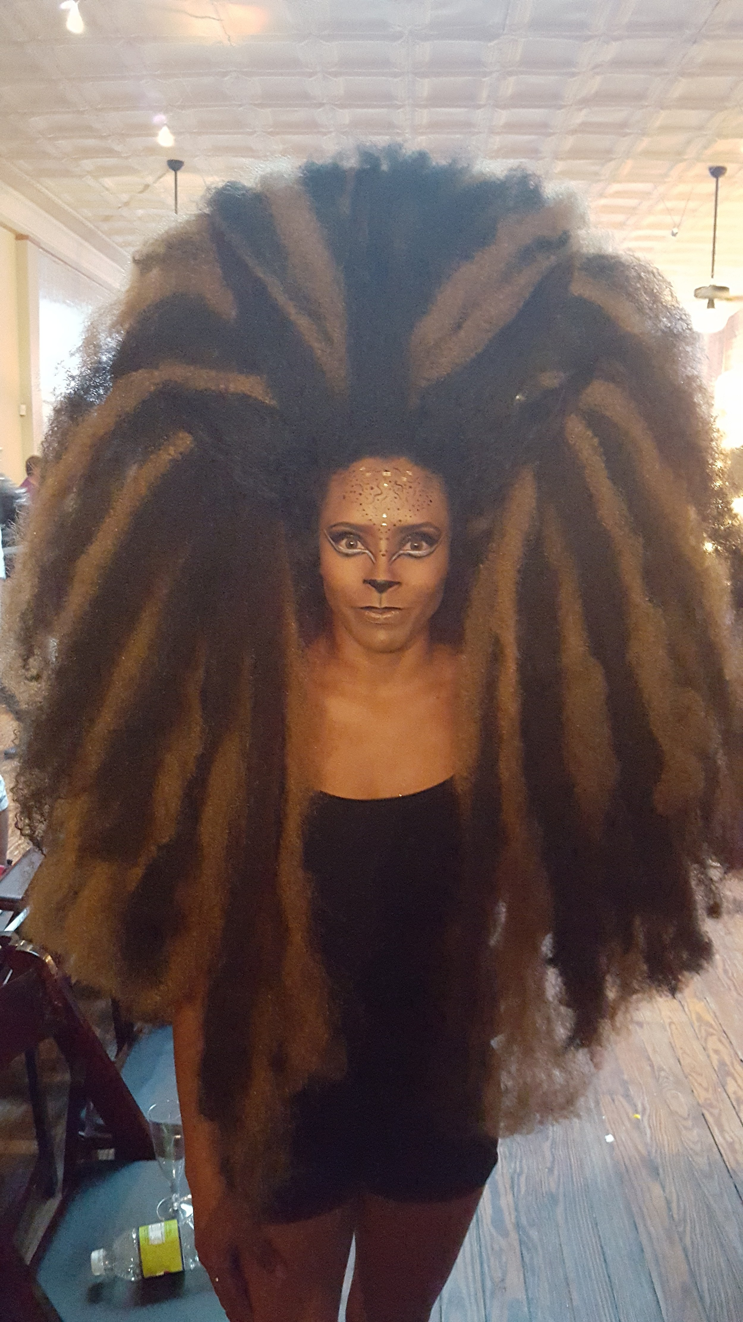 Amazing Some Of The Craziest Hairstyles From The Wade Gordon Academy39S Short Hairstyles Gunalazisus