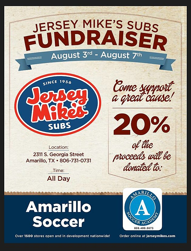 Jersey Mike's Benefit