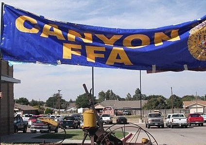Canyon High School FFA Can't Go To Nationals Without Your Help