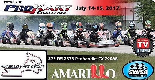 Credit: Texas Pro Kart Challenge
