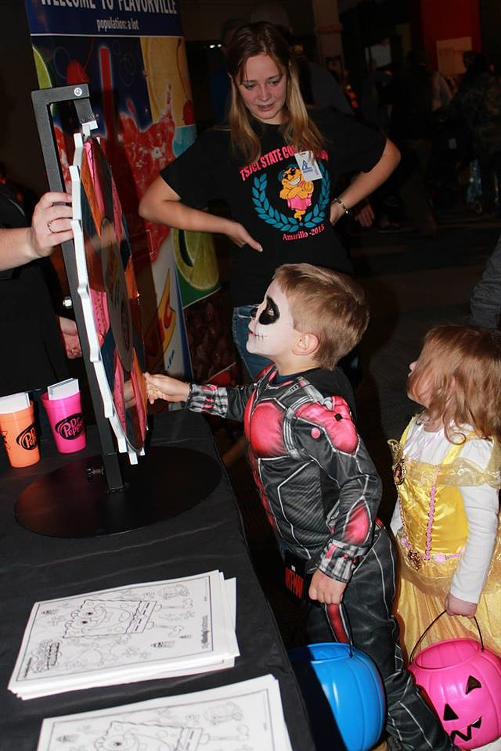 20 places in amarillo to 'trunk-or-treat' for halloween
